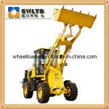 スキッドの雄牛の小型車輪のローダー(SWM618)