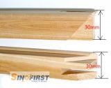 Barre de civière , wood bar ,barre de châssis