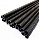 Resina de epoxy de la alta calidad del tubo de la fibra del carbón