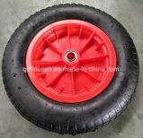 Rotella di gomma pneumatica della carriola da 13 pollici