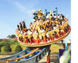 El equipo de parque de atracciones columpio giratorio Ride OVNI volando a la venta