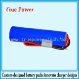 Размера 18650 Li-ion батарей 3,7 В 2200 Мач для Flash горелки