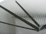 3k Sarjado Matte/brilhante folha de chapa de fibra de carbono