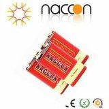 Nicht wiederaufladbare Hochleistungsbatterie der rauch-Warnungs-6f22 9V