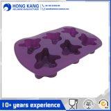 6 de OEM de silicona de forma fantasma de la cavidad del molde de torta de hornear