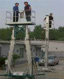 Il personale elettrico di Aerail dell'albero alza