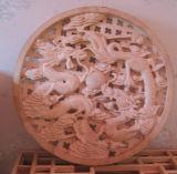 La sculpture sur bois fenêtre (W001)
