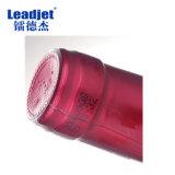 Leadjet Indistrial Fecha de caducidad de la impresión de inyección de tinta de impresora de la máquina para el código de botella