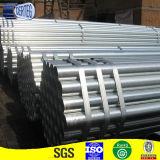 3inch Round Hot Dipped Galvanized Welded Steel Pipe für Construction (GP-2)