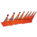 Einziehbarer Verkehrs-Kegel, Verkehrs-Kegel, Foldaway Kegel (T-6102)