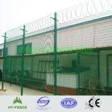 El aeropuerto de recubiertos con PVC valla de seguridad (HT-P-009)