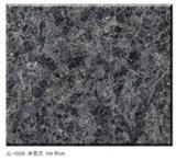 Galette de Blue Granite de glace et tuile (G5158)