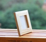 De Ontwerpen van de omlijsting & Frame van de Foto van het Huwelijk het Houten