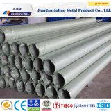 ASTM A554 304, 201, tubo soldado del acero inoxidable 316