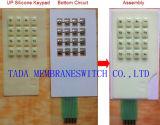 Interruptor del telclado numérico del silicón