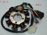 Honda Cg125 Cg150 8coils를 위한 기관자전차 부속 기관자전차 자석발전기 코일