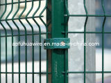 (De manufactory) Omheining van het Netwerk van de Draad van de veiligheid