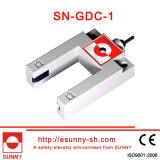 Infrarot-Sensor-Schalter (SN-GDC-1) ausrichten