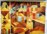 Картина маслом - Kandinsky 2
