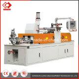 Máquina de bobinamento do cabo automático elevado do equipamento do PLC de Efficency para o fio