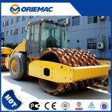 18 toneladas de Oriemac de camino de compresor vibratorio hidráulico Xs182 del rodillo