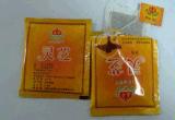 Saquinho de chá interno e externo da máquina de embalagem