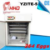 Hhd incubateur d'oeufs de poulet automatique Yzite-5 approuvé ce