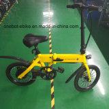 リチウムイオン電池Pedelec 40-60kmの折る力のバイク