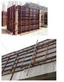 Coffrage en acier de bâtiment