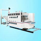 Máquina de entalhe de papelão ondulado de alta velocidade
