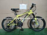 20дюйма 21 скорости стали Kid горных велосипедов с подвеской вилочный захват КБ-043
