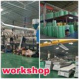 Folha contínua do policarbonato azul da manufatura de China Foshan para todos os tipos da folha azul do PC da tampa do telhado