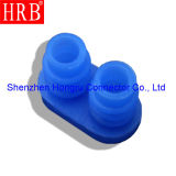 コネクターのアプリケーションのためのケイ素の防水プラグ