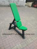 スポーツ用品55度の傾斜のベンチ、ボディービルをやる練習機械