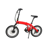 E plegable bicicleta con 36V14una onda sinusoidal con sensor Hall