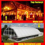 Tenda della tenda foranea del tetto del poligono per l'Expo nel formato 25X100m 25m x 100m 25 da 100 100X25 100m x 25m