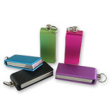 Niedrigster Preis wasserdichtes Mini-USB-Blitz-Laufwerk für förderndes Geschenk