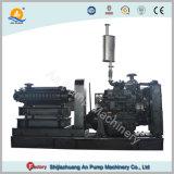 Многоступенчатого высокого давления дизельного двигателя водяного насоса