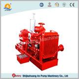 큰 수용량 디젤 엔진 농업 농장 관개 펌프
