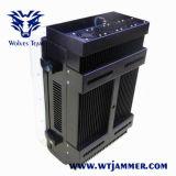 200W impermeabilizzano l'emittente di disturbo del telefono mobile di 3G WiFi GSM (con l'antenna direzionale del comitato)