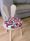 El fieltro colorido del 100% cose el práctico de costa para las tazas y las decoraciones