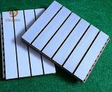 Rainure exempts de formaldéhyde des panneaux de bois bois acoustique pour Sound Studios