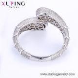 De nieuwe Armband van de Luxe van de Manier Xuping Zilveren Grote met Shell Parel