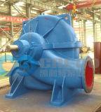 Horizontale doppelte Absaugung-Spiralen-aufgeteilte Kasten-Pumpe für Wasser-Übertragung