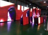 P4.81 memorizza la pubblicità dell'interno della visualizzazione di LED