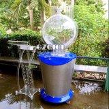 De soplado de aire de plata personalizada Fancy Bingo máquinas de la Lotería de la máquina para la venta