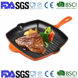 Sartén de hierro fundido esmaltado / Frypan Manufa⪞ Turer de China
