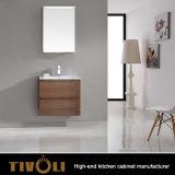 La vanidad de unidades para el cuarto de baño / Solo pequeño cuarto de baño armarios de vanidad con barniz TV-0454