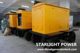 Deutz 550 Kw conjunto gerador diesel/motor diesel/Ce/ISO gerador silenciosa do Reboque