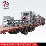 Cant.5-18 completamente automática de hueco de la pavimentación de máquina de bloques de hormigón hidráulico